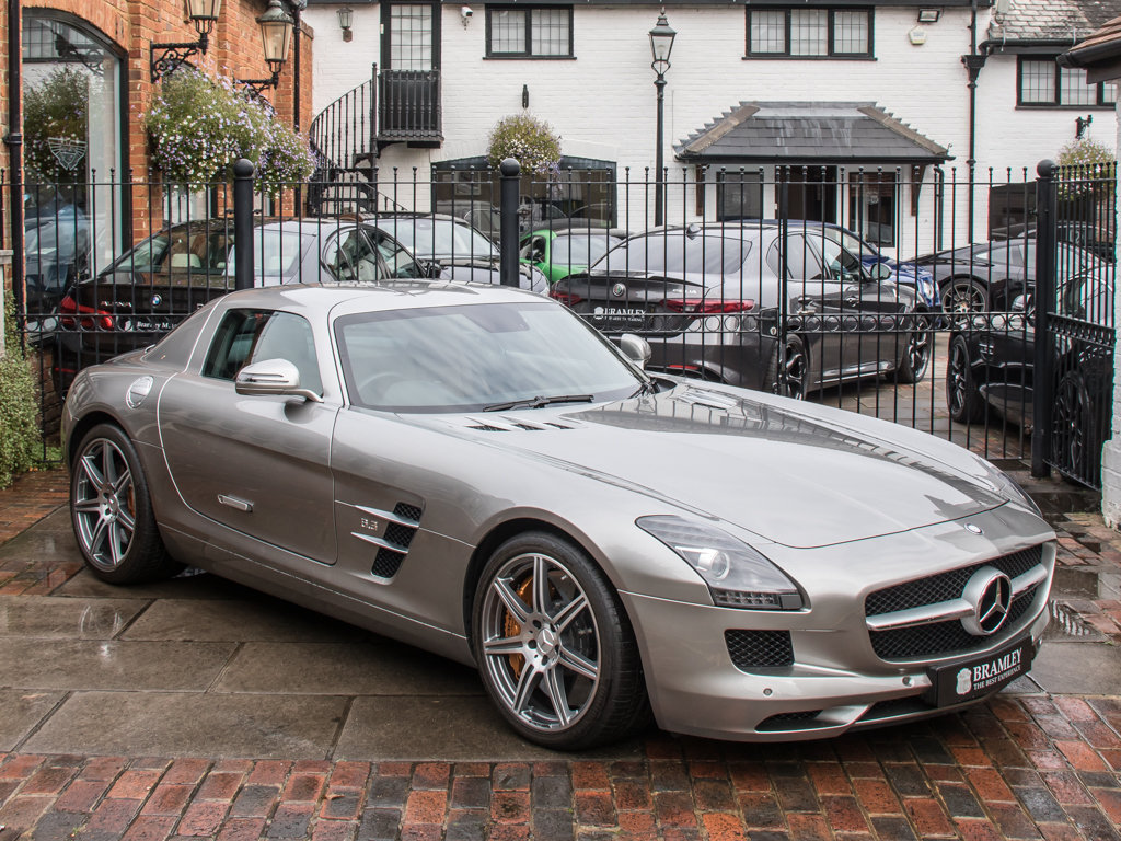 2010 Mercedes-Benz    SLS AMG For Sale (picture 2 of 18)