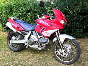 1999 Cagiva Gran Canyon 900 Ducati VTwin 25,850 Miles VGC PX Swap For Sale