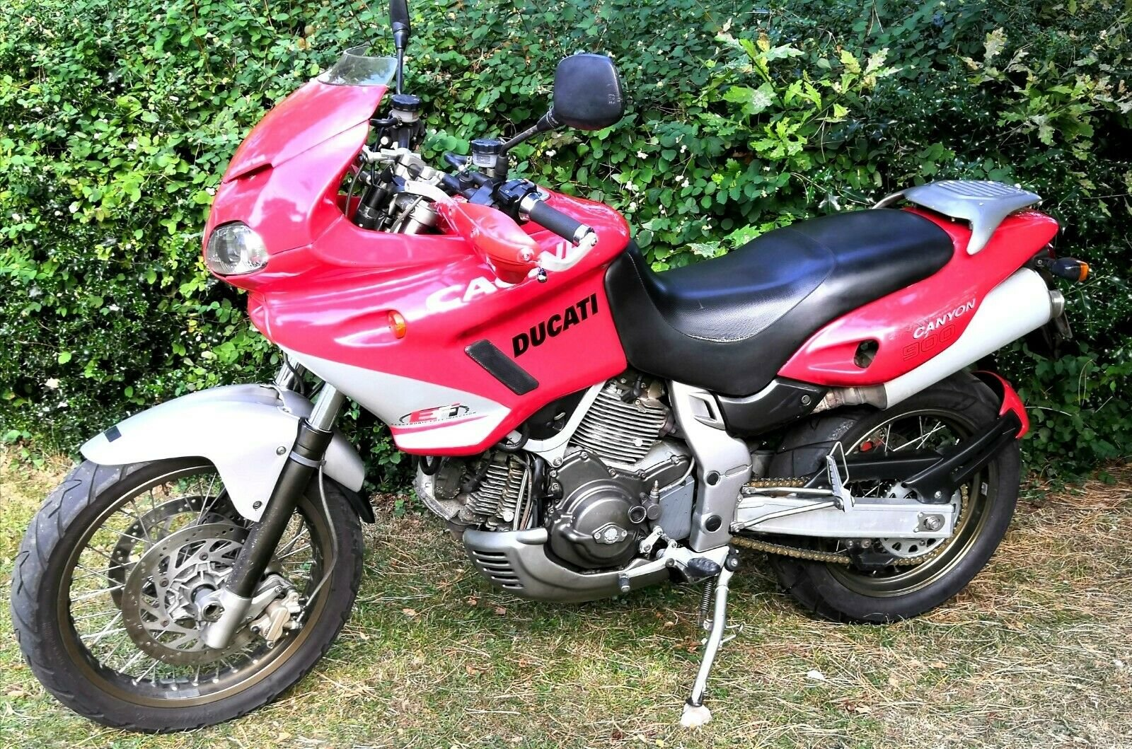 1999 Cagiva Gran Canyon 900 Ducati VTwin 25,850 Miles VGC PX Swap For Sale (picture 2 of 6)