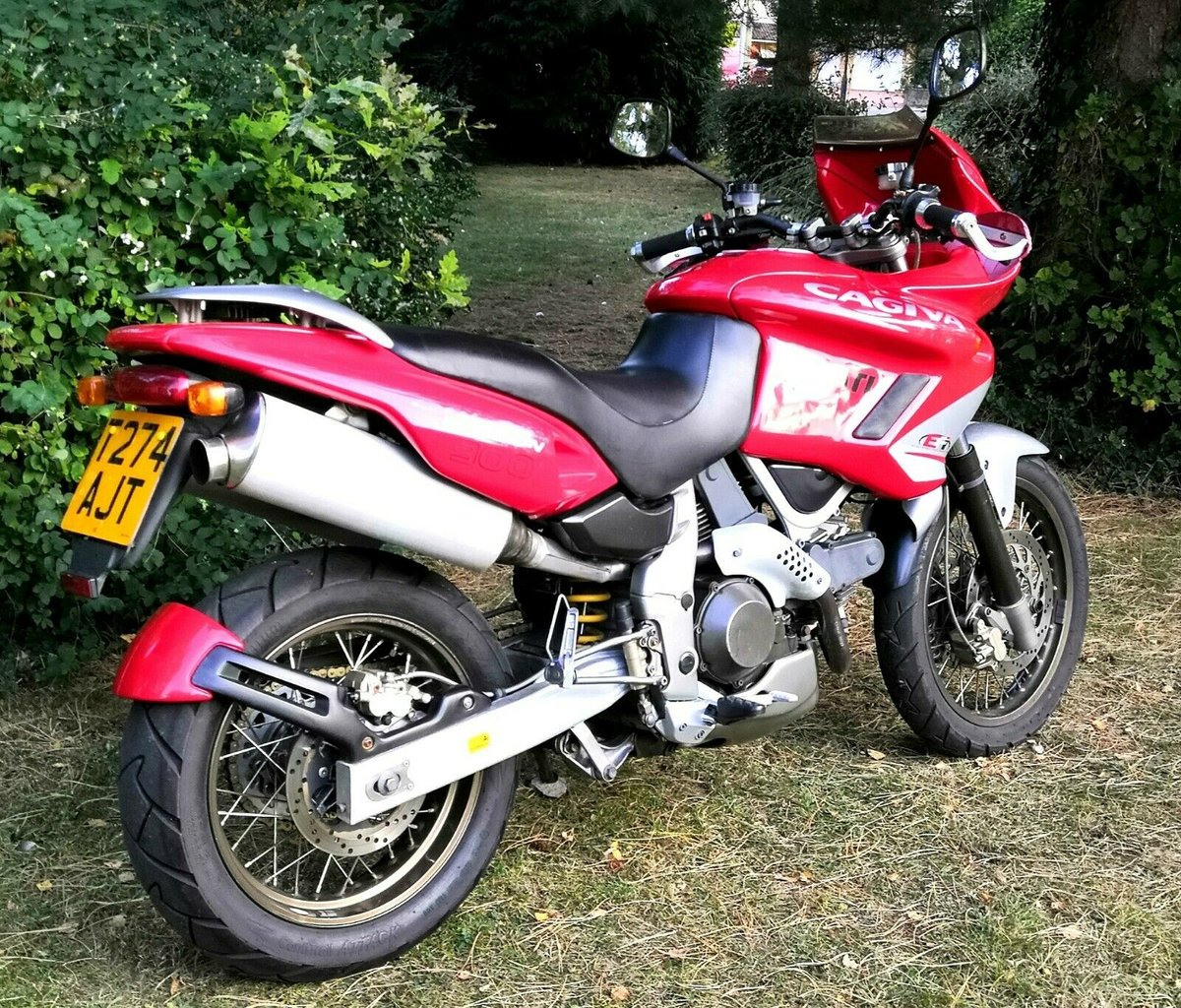 1999 Cagiva Gran Canyon 900 Ducati VTwin 25,850 Miles VGC PX Swap For Sale (picture 3 of 6)