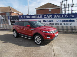 2014 Range Rover Evoque 2.2 Pure T SD4 For Sale