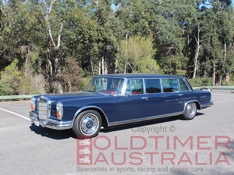 1968 Mercedes-Benz 600 Pullman  For Sale (picture 1 of 6)
