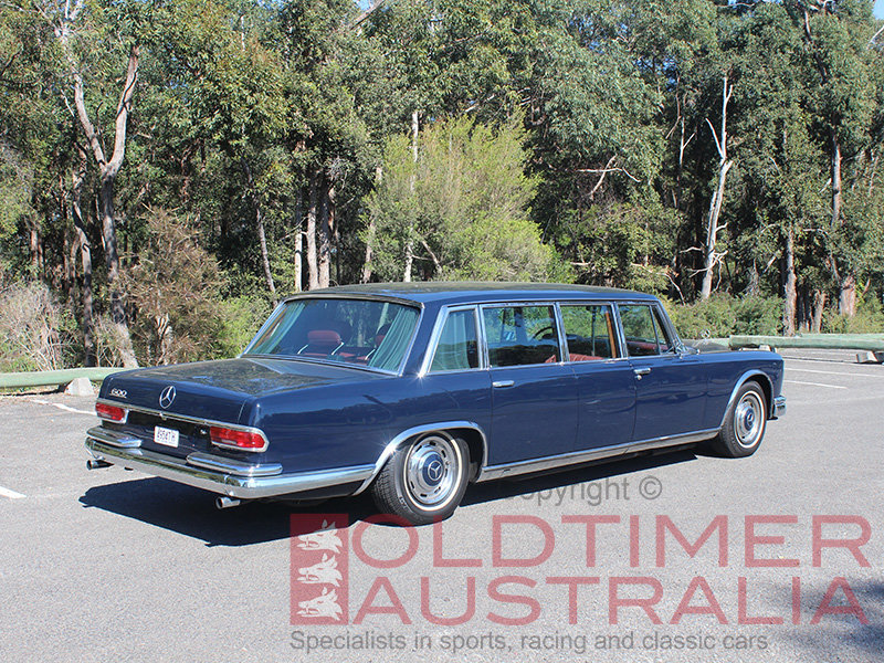 1968 Mercedes-Benz 600 Pullman  For Sale (picture 2 of 6)