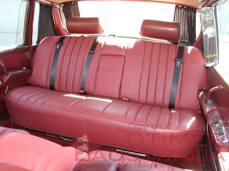1968 Mercedes-Benz 600 Pullman  For Sale (picture 4 of 6)