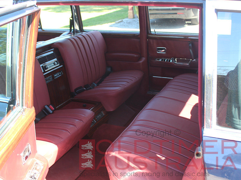 1968 Mercedes-Benz 600 Pullman  For Sale (picture 5 of 6)
