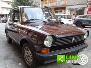 1980 Autobianchi A112 965 Elegant unico proprietario For Sale
