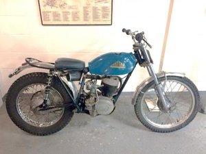 1968 Cotton 250cc Trials