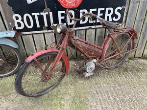 *NOVEMBER AUCTION* 1946 Norman Autocycle For Sale by Auction