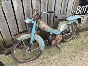 *NOVEMBER AUCTION* 1962 Mobylette