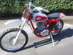**NOVEMBER AUCTION** 1965 - 68 Villiers Sprite  SOLD by Auction