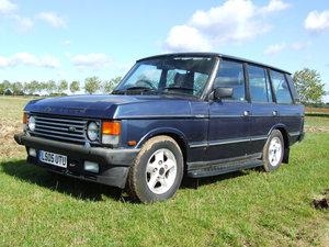 1994 Range Rover Vogue SE For Sale by Auction