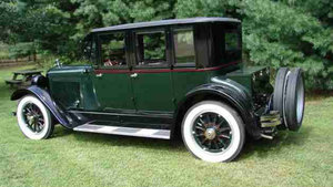 1924 LaFayette Model 134 Coupe For Sale by Auction