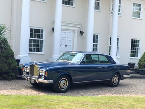 1974 Rolls-Royce Corniche For Sale by Auction