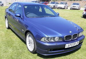 2003 BMW Alpina B10 V8S no.45 Saloon 61k