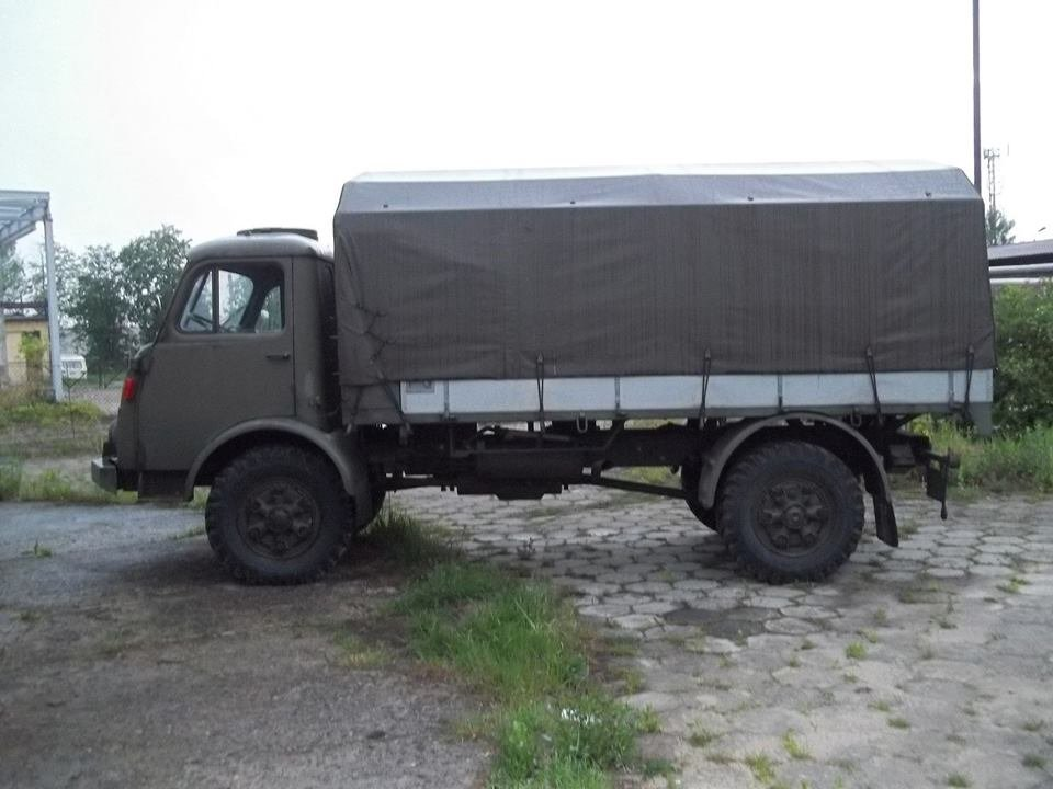 1973 Steyr 680 For Sale (picture 1 of 3)
