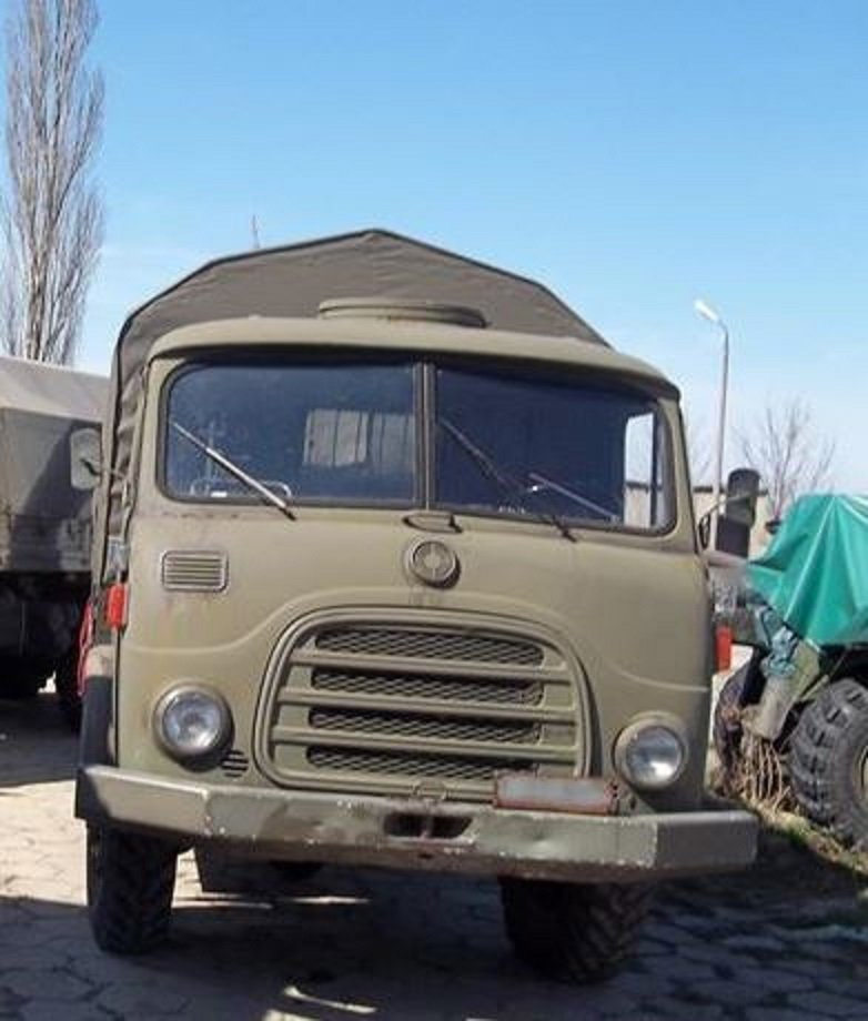 1973 Steyr 680 For Sale (picture 3 of 3)