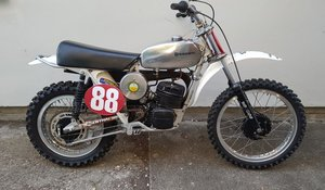 1973/4 Husqvarna 250cc Motocross Twinshock For Sale by Auction
