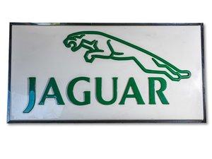 Jaguar Dealership Large Sign  For Sale by Auction
