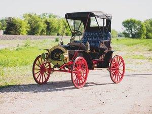 1909 Enger Model B High-Wheel Runabout