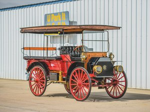 1912 IHC Model AW Auto Wagon  For Sale by Auction