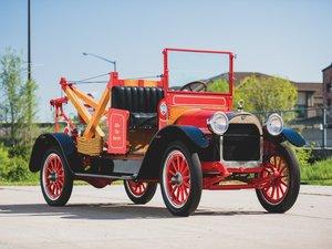 1917 Reo Model F Speed Wagon -Ton Tow Truck