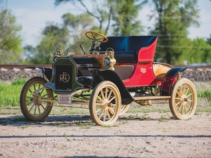 1906 Reo Model R Two-Passenger Runabout  For Sale by Auction