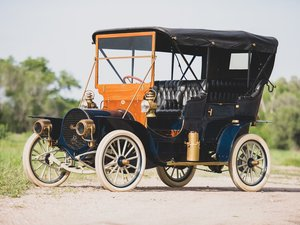 1907 Franklin Model G Touring  For Sale by Auction