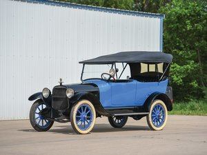 1917 Chandler Type 17 Seven-Passenger Touring  For Sale by Auction