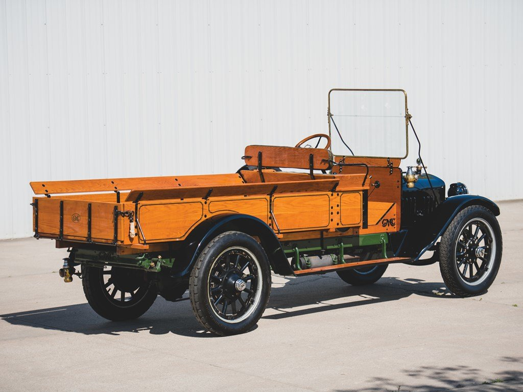 1917 GMC Model 16 -Ton Express  For Sale by Auction (picture 2 of 6)