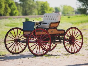 1907 Kiblinger Model D High-Wheel Runabout