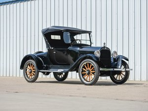 1923 Dodge Brothers Standard Type A Roadster