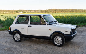 1984 Autobianchi A112 Junior