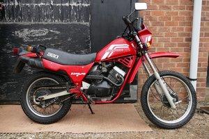 1986 Moto Morini Kanguro 350 cc.