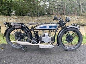 1926 Douglas Model EW For Sale by Auction