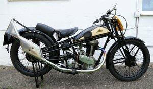 1938 Cotton Model 9/special, 350 cc