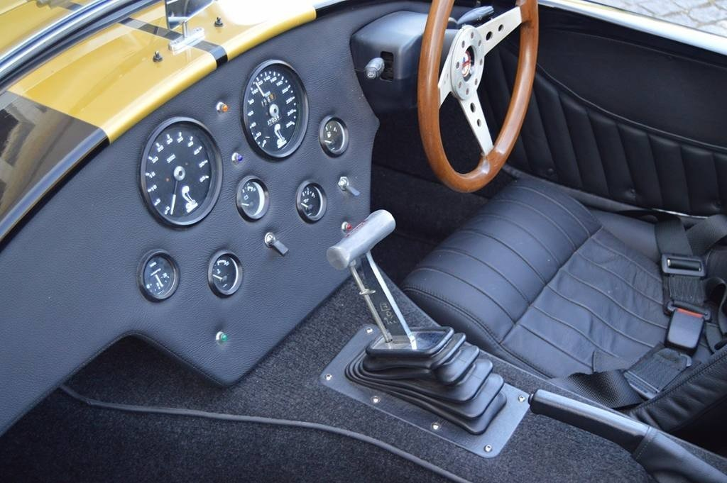1971 KKC Shelby Cobra 5.4 V8 505hp For Sale (picture 6 of 6)