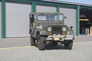1966 Kaiser Jeep For Sale