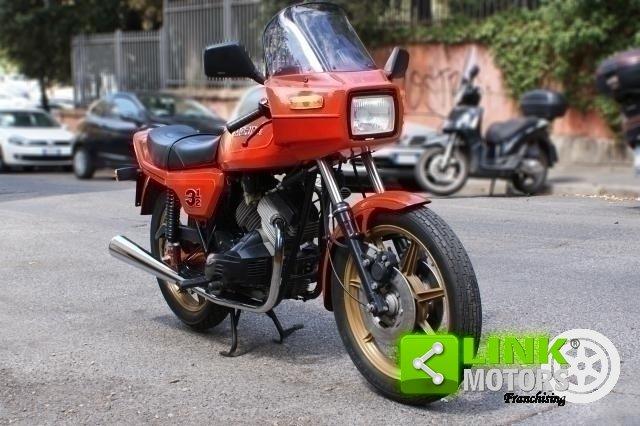 1983 Moto Morini 3½ K 350 Sport, Perfetta, Appena tagliandata, I For Sale (picture 1 of 6)