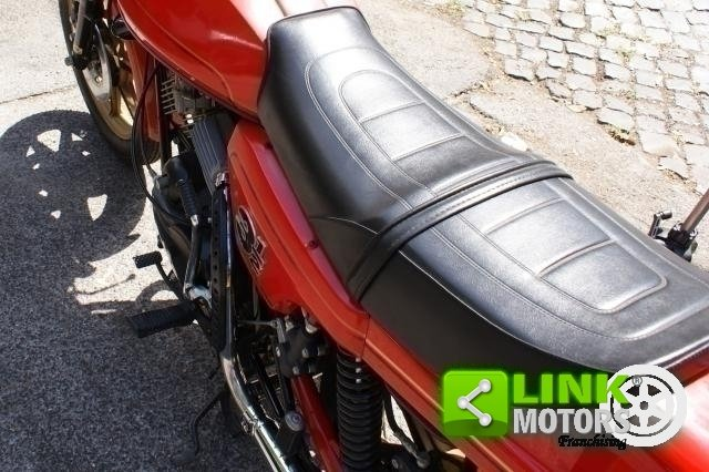 1983 Moto Morini 3½ K 350 Sport, Perfetta, Appena tagliandata, I For Sale (picture 3 of 6)