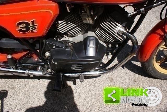 1983 Moto Morini 3½ K 350 Sport, Perfetta, Appena tagliandata, I For Sale (picture 5 of 6)