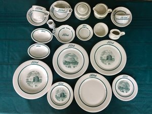 Ford Motor Company Dishware, 1930s-1950s For Sale by Auction