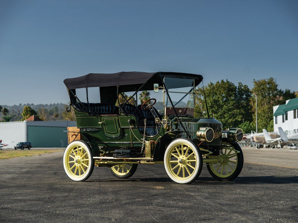 1908 Stanley Model M Five-Passenger Touring  For Sale by Auction (picture 1 of 6)