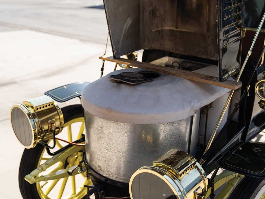 1908 Stanley Model M Five-Passenger Touring  For Sale by Auction (picture 3 of 6)