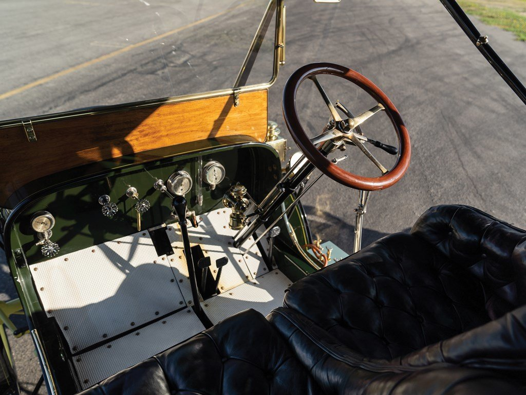 1908 Stanley Model M Five-Passenger Touring  For Sale by Auction (picture 4 of 6)