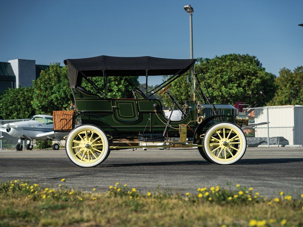 1908 Stanley Model M Five-Passenger Touring  For Sale by Auction (picture 5 of 6)