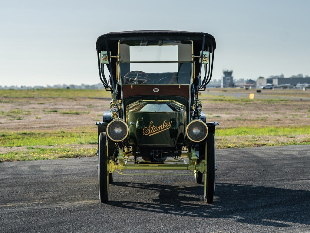 1908 Stanley Model M Five-Passenger Touring  For Sale by Auction (picture 6 of 6)