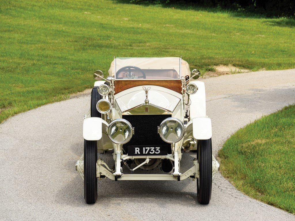 1913 Rolls-Royce 4050 HP Silver Ghost Sports Tourer by Barke For Sale by Auction (picture 6 of 6)