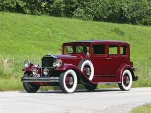 1931 Pierce-Arrow Model 43 Five-Passenger Sedan  For Sale by Auction