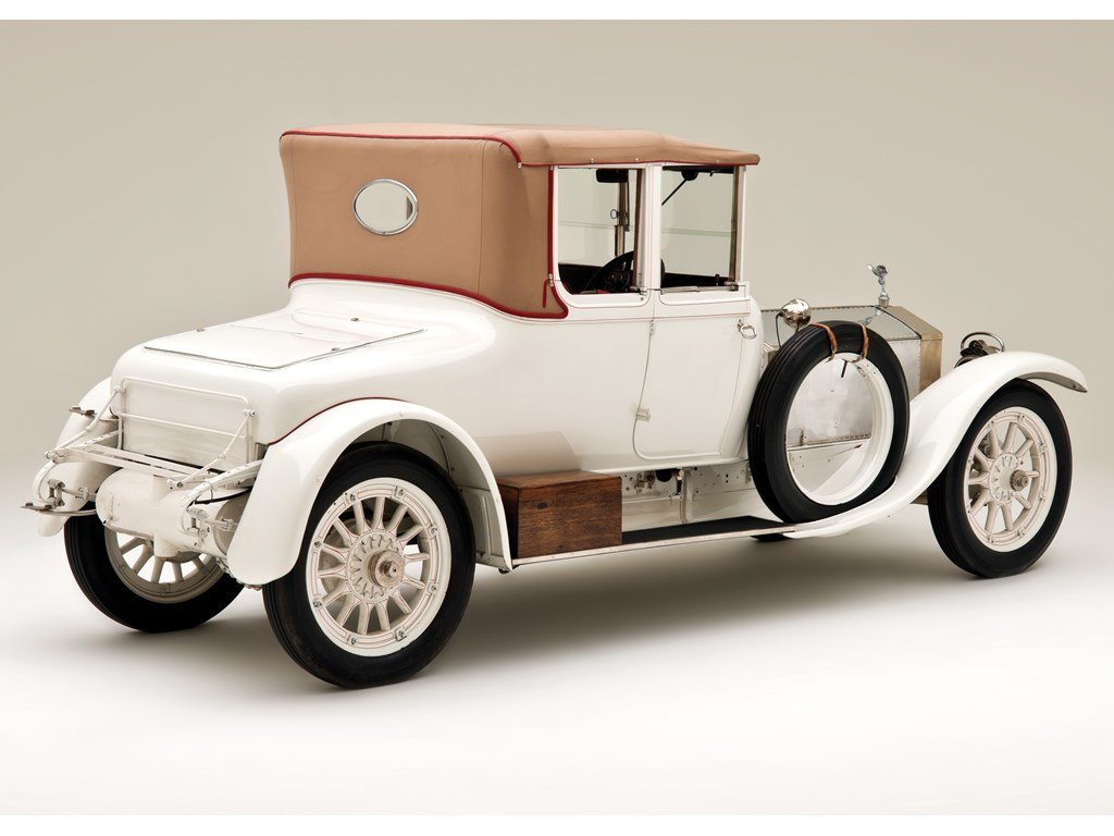 1911 Rolls-Royce 4050 HP Silver Ghost Drophead Coupe by Bark For Sale by Auction (picture 2 of 6)