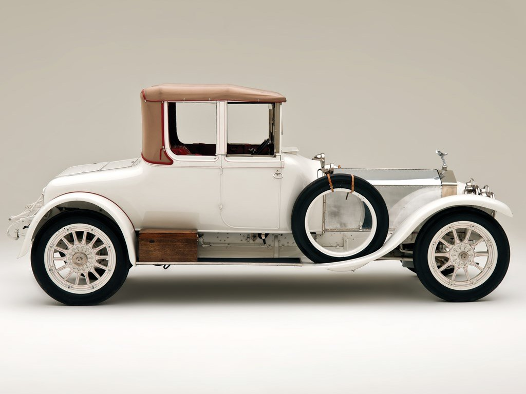 1911 Rolls-Royce 4050 HP Silver Ghost Drophead Coupe by Bark For Sale by Auction (picture 4 of 6)